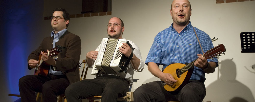 """""""Trio MiSchKa bereitet 'Polt'erndes Vergnügen"""""""