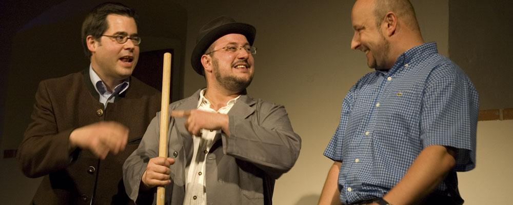 """""""Trio MiSchKa – Das ist ein humorvoller, bayerischer Abend, und am Ende viel Applaus"""""""